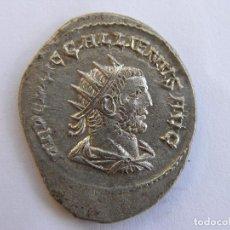 Monedas Imperio Romano: GALIENO. RARO ANTONINIANO. ACUÑADO EN SAMOSATA. EXTRAORDINARIO. Lote 145195022