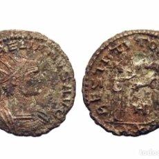 Monedas Imperio Romano: ANTONINIANUS LUCIUS DOMITIUS AURELIANUS 270 TO 275 MUY RARO PRECIOSA. Lote 146701861