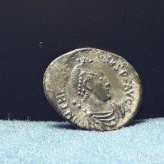 Monedas Imperio Romano: FOLLIS.BAJO IMPERIO ..ROMA.. Lote 147485422