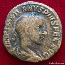 Monedas Imperio Romano: IMPERIO ROMANO - AE SESTERTIUS, GORDIAN III (AD 238 - 244) - 29 MM.. Lote 147509178