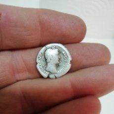 Monedas Imperio Romano: DENARIO DE HADRIANO . Lote 147758446