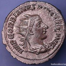 Monedas Imperio Romano: IMPERIO ROMANO - AR ANTONINIANUS - GORDIAN III (AD 238-244) - PROVIDENTIA - (RSC 299) - ¡ORIGINAL!. Lote 147970354