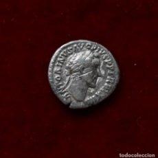 Monedas Imperio Romano: DENARIO DE PLATA 159-160 D.C. ANTONINO PIO. Lote 151486685