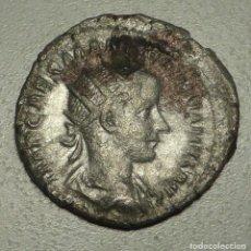 Monedas Imperio Romano: IMPERIO ROMANO - AR ANTONINIANUS - GORDIAN III (AD 238-244) - ¡ORIGINAL! - PROCEDENTE EXCAVACIONES . Lote 148513578