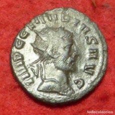 Monedas Imperio Romano: IMPERIO ROMANO - AE ANTONINIAN, CLAUDIUS II. GOTHICUS (268-270 AD) - JÚPITER. Lote 149018042