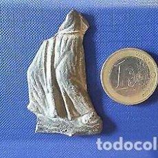 Monedas Imperio Romano: EXVOTO TOGA ROMANA DE PLOMO GRAN LUJO DE DETALLES. Lote 149409734
