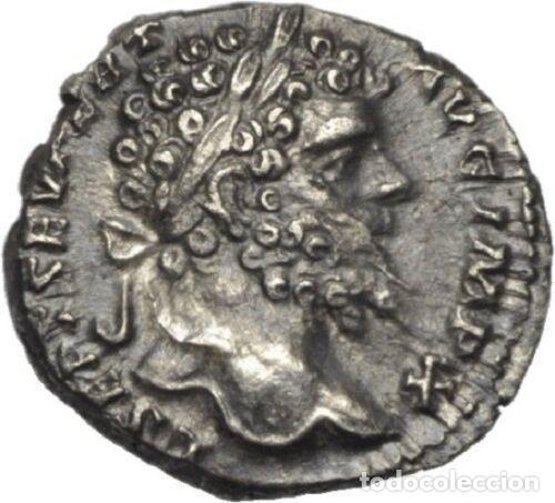 IMPERIO ROMANO - AR DENARIUS, SEPTIMIUS SEVERUS (AD 193 - 211) - RIC 118 - BATALLA 49118 - PLATA. (Numismática - Periodo Antiguo - Roma Imperio)