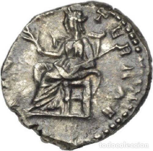 Monedas Imperio Romano: Imperio Romano - AR Denarius, Septimius Severus (AD 193 - 211) - RIC 118 - Batalla 49118 - Plata. - Foto 2 - 149418730