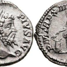Monedas Imperio Romano: 2630-INTERESANTE DENARIO EN PLATA DE SEPTIMIUS SEVERUS-193-211 D.C.-ANNONA. Lote 149844454