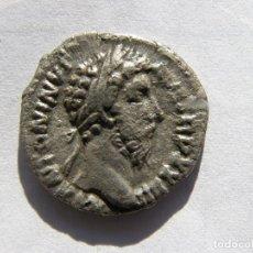 Monedas Imperio Romano: MARCO AURELIO. DENARIO. Lote 150606798