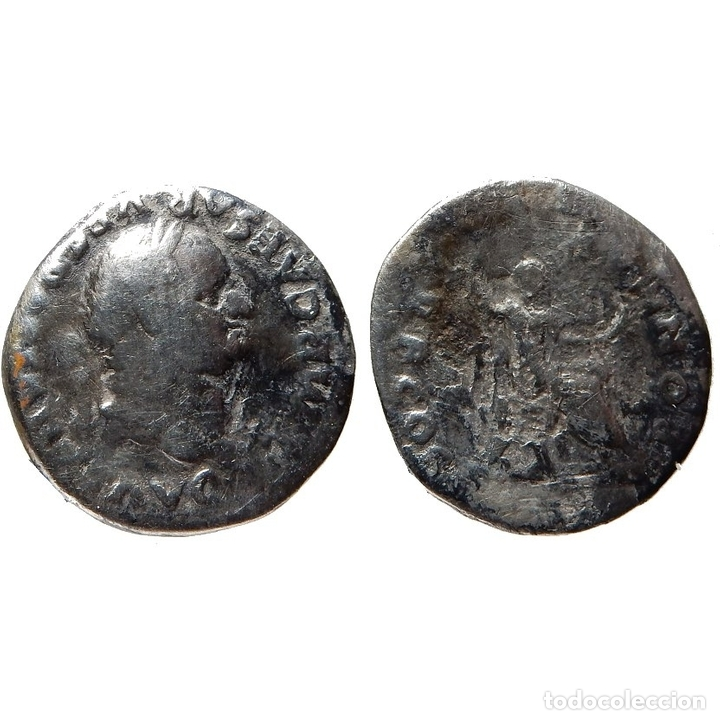 Monedas Imperio Romano: Vespasiano (69-79 A.D.) denario Roma. PON MAX TR P COS V. - Foto 3 - 150945053