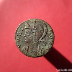 Monedas Imperio Romano: URBS ROMA . ROMULO Y REMO. Lote 151442658