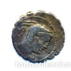 Monedas Imperio Romano: ESCASO DENARIO DE LA FAMILIA PROCILIA. Lote 151469514