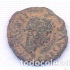 Monedas Imperio Romano: ESCASO SEMIS DE MERIDA TIBERIO. Lote 151469654