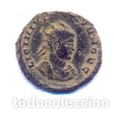 Monedas Imperio Romano: BELLO Y RARO LICINIO CORONADO. Lote 151469950