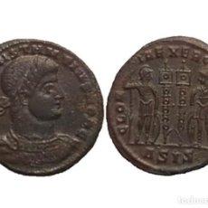 Monedas Imperio Romano: CONSTANTINO II - GLORIA EXERCITVS, SISCIA - 18 MM / 2,23 GR.. Lote 152063594