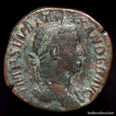 Monedas Imperio Romano: VESPASIANO (69-79 D.C.). DUPONDIO DE BRONCE. ROMA. FORTVNAE REDVCI. Lote 152193030