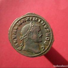 Monedas Imperio Romano: MAXIMINO DAZA . MONEDA DE BRONCE DE GRAN CALIDAD. Lote 152528142