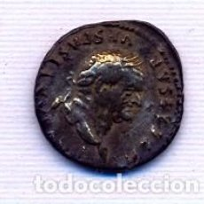 Monedas Imperio Romano: BELLO DENARIO DE VESPASIANO. Lote 152558198
