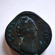 Monedas Imperio Romano: SESTERCIO DE FAUSTINA. Lote 153466466