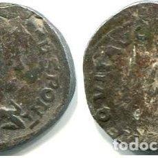 Monedas Imperio Romano: GETA, DENARIO DE PLOMO, REVERSO AEQUITAS. Lote 221754101