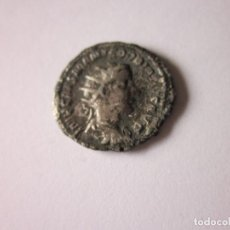 Monedas Imperio Romano: ANTONINIANO DE GORDIANO III. ROMAE AETERNAE. PLATA.. Lote 153902594