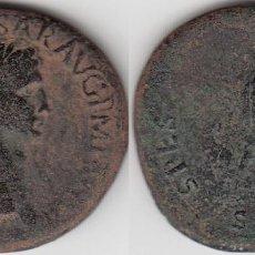 Monedas Imperio Romano: MONEDA DE CLAUDIO. SESTERCIO. SPES AVGVSTA. ROMA. Lote 156954750