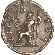 Monedas Imperio Romano: IMPERIO ROMANO. ALEJANDRO SEVERO. DENARIO. VIRTUS. Lote 160027718