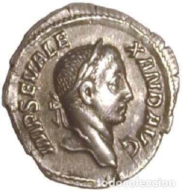 Monedas Imperio Romano: IMPERIO ROMANO. ALEJANDRO SEVERO. DENARIO. VIRTUS - Foto 2 - 160027718