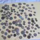 Monedas Imperio Romano: LOTE DE 110 MONEDAS DE BRONCE VARIAS EPOCAS. Lote 160466694