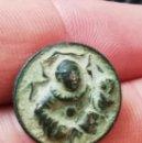Monedas Imperio Romano: BOTÓN FIGURA RELIGIOSA. Lote 161009458