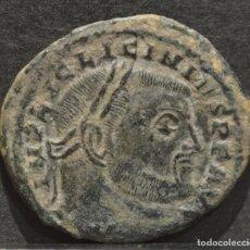 Monedas Imperio Romano: LICINIO I FOLLIS JUPITER EN REVERSO SISCIA, 315-316 D.C. Lote 161942850