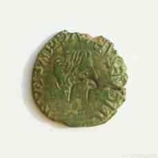 Monedas Imperio Romano: AS COLONIA VICTRIX IULIA CELSA AUGUSTO RESELLO CABEZA AGUILA LEGIONARIA. Lote 162162133