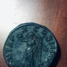 Monedas Imperio Romano: 18,56 GRS GRS RARO SESTERCIO DE ALEXANDER SEVERUS EN EBC EBC PRECIOSO SESTERCIO. Lote 163782010