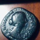 Monedas Imperio Romano: 23,97 GRS GR SESTERCIO DE DIVA FAUSTINA MBC MBC RARO PRECIOSO SESTERCIO . Lote 163785286