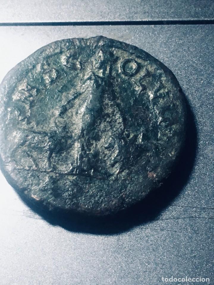 Monedas Imperio Romano: 22,84 grs PRECIOSO SESTERCIO DE GORDIANO I MBC+ MBC+ gram sextercio - Foto 2 - 164300694