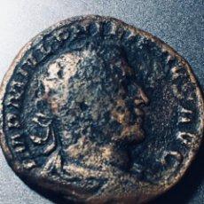 Monedas Imperio Romano - 16,89 grs PRECIOSO SESTERCIO DE FILIPO II MBC+ MBC+ gram sextercio-247-249 - 164603838