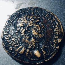 Monedas Imperio Romano - 26,11 grs PRECIOSO SESTERCIO DE TRAJANO MBC+ MBC gram sextercio-26,11 GRS - 164608154