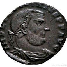 Monedas Imperio Romano: IMPERIO ROMANO - AE FOLLIS, LICINIUS I. (308-324) - ANTIOQUÍA JÚPITER. Lote 164648350