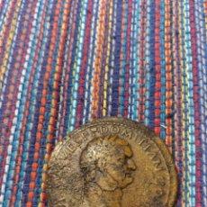 Monedas Imperio Romano: PS- RARO SESTERCIO DE DOMICIANO. REVERSO: MARTE. RARA LEYENDA ANVERSO.. Lote 165247641