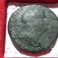Monedas Imperio Romano: MONEDA DE 1 SEXTERCIO DE VESPASIANO (69-73 D.C) JUDEA-RARA. Lote 165456570