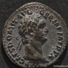 Monedas Imperio Romano: DENARIO DOMICIANO ROMA 90 D.C.EXCELENTE CONSERVACION. Lote 166198090