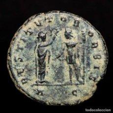 Monedas Imperio Romano: AURELIANO, 270-275 DC ANTONINIANO, ROMA, RESTITVTOR ORBIS // RC. Lote 167323137