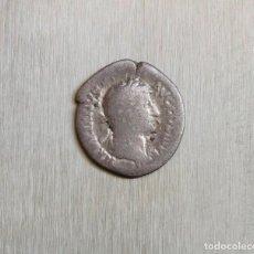 Monedas Imperio Romano: DENARIO DE PLATA 134-138 D.C. ADRIANO. Lote 167541140