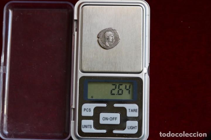 Monedas Imperio Romano: DENARIO DE PLATA 119-122 D.C. ADRIANO - Foto 3 - 167542268