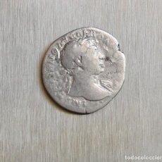 Monedas Imperio Romano: DENARIO DE PLATA 107-111 D.C. TRAIANO. Lote 167543856
