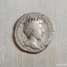 Monedas Imperio Romano: DENARIO DE PLATA 166 D.C. MARCO AURELIO. Lote 167623516