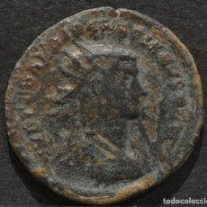 Monedas Imperio Romano: FRACCION RADIADA MAXIMIANO HÉRCULEO TICINUM VOT XX 299 D.C. Lote 167688008