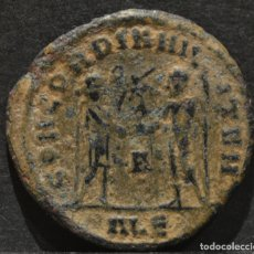 Monedas Imperio Romano: FRACCION RADIADA GALERIO MAXIMINIANO ALEJANDRIA 296-297 D.C. Lote 167795936