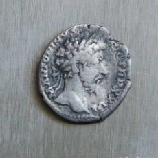 Monedas Imperio Romano: DENARIO DE PLATA 175 D.C. MARCO AURELIO. Lote 166312822